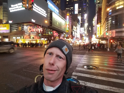 Trip To Time Square New York!