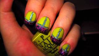 Official Nicki Minaj Nails #1