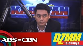 DZMM TeleRadyo: Sidelined at ASEAN meet? Robredo not part of Cabinet, says Palace