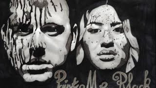 Paint Me Black - Fan Art Lyric Video