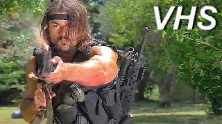 Ниндзя-Коммандос - Трейлер на русском - VHSник