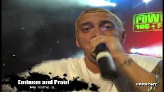 Eminem -  My Name Is.. (Live performance - Powerhouse concert) by filmmaker Keith O
