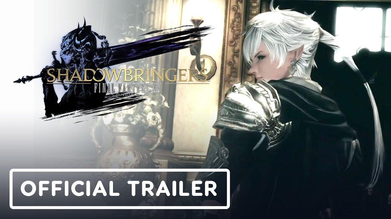 Final Fantasy 14 Online: Shadowbringers Official Story Trailer - E3 2019