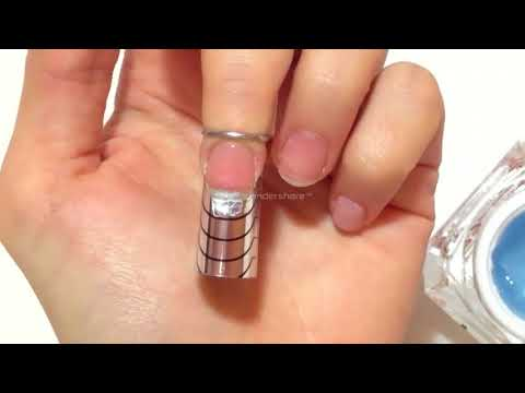 Многоразовые формы для ногтей