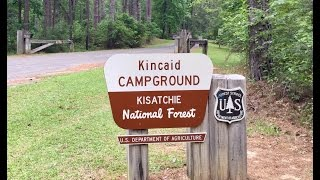 Lake Kincaid NFS Campground, Louisiana