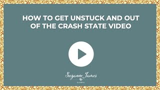 How to get unstuck and out of the CRASH state