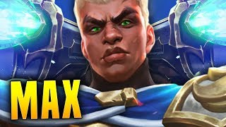 MAX SLIDE LEX IS RIDICULOUS | Paladins Lex Gameplay & Build