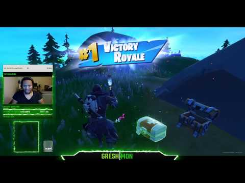 FORTNITE CHAPTER 2 FIRST IMPRESSION SECOND SQUAD WIN IN A ROLL!!
