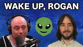 Joe Rogan and Mick West are huge skeptics of the UFO phenomena. And...