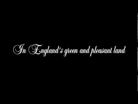Jerusalem Hymn (Last night of the Proms)