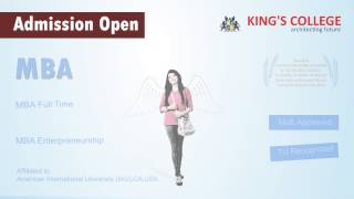 Admission Open for MBA