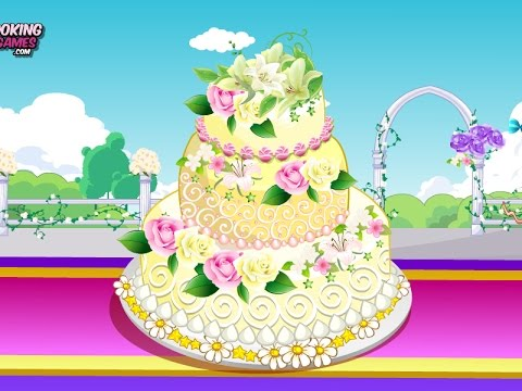 barbie wedding cake cooking games cake decorating eki riandra 11070
