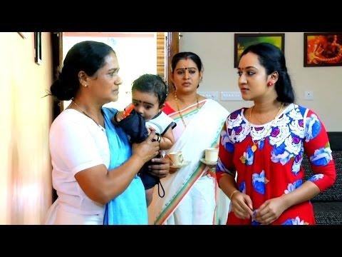 Athmasakhi   Kingini Mol at Sathya's house …!   Mazhavil Manorama