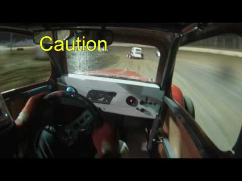 Florence Speedway Legends Feature(Zach Miller)