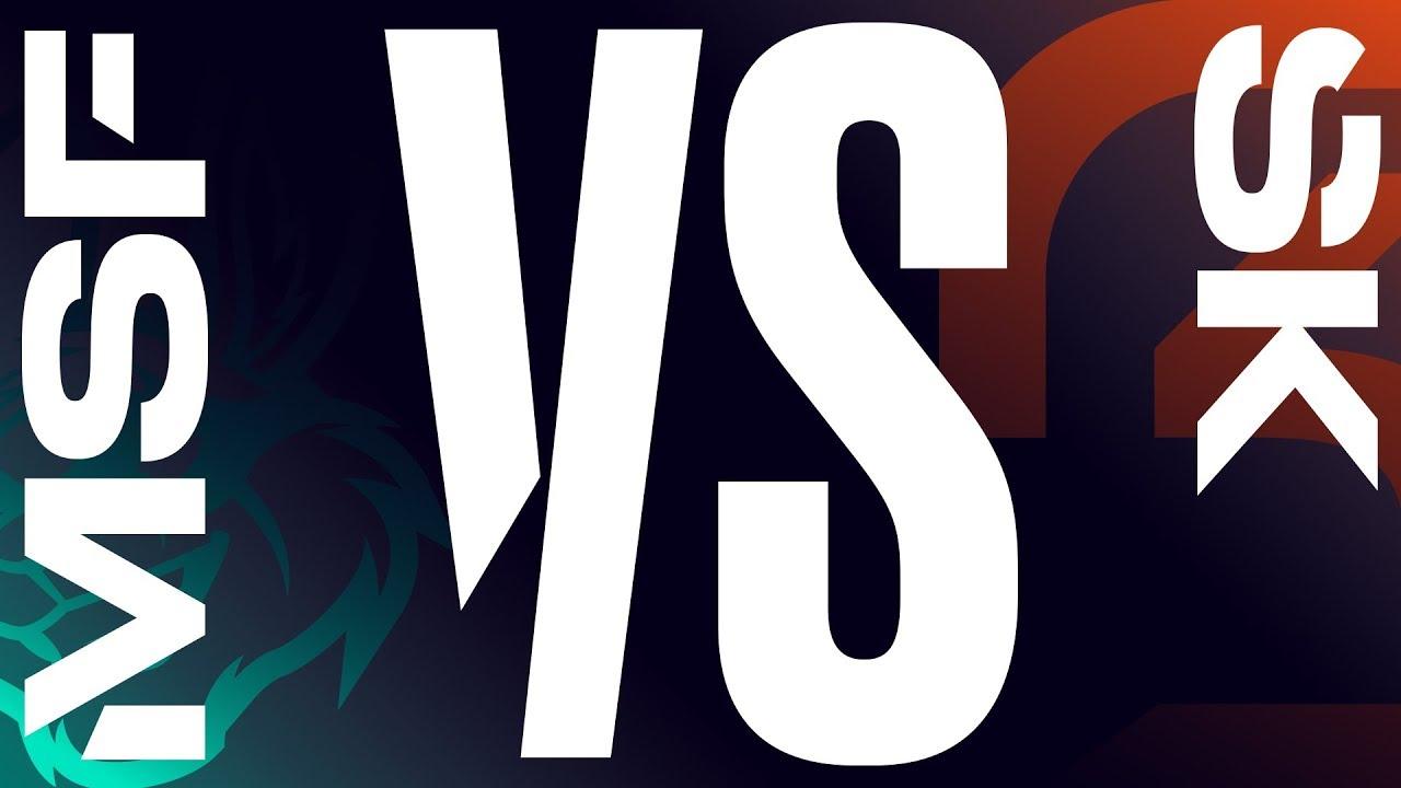 MSF vs. SK - Week 1 Day 2 | LEC Spring Split | Misfits Gaming vs. SK Gaming (2019)