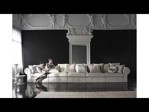 Modern baroque furniture design