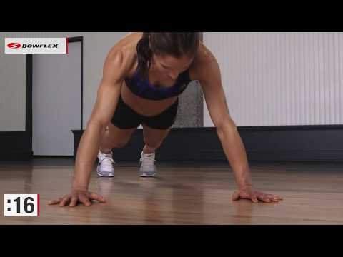 Burpees Workout With A Twist