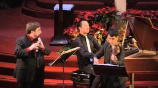 Francois Couperin  Premier Concerts from Concerts royaux - Menuet en trio Thumbnail