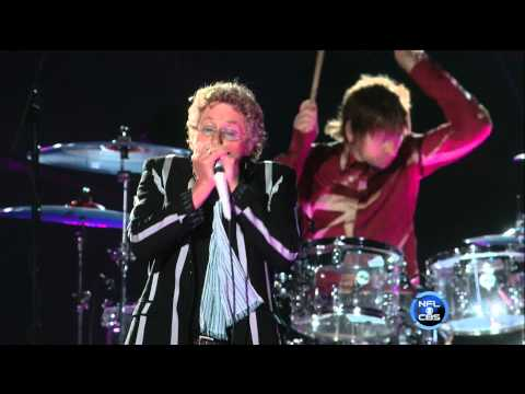 THE WHO SuperBowl XLIV Half-Time Show