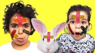 The Boo Boo Story from sami and sister -قصة بوو بو من سامي وأخته - les boys tv