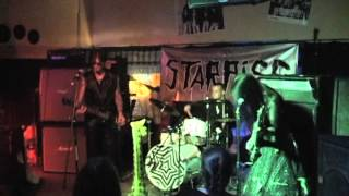 Starpiss at the Cellar Lounge