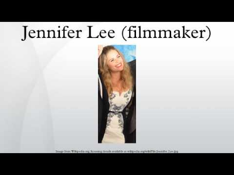 Jennifer Lee (filmmaker)
