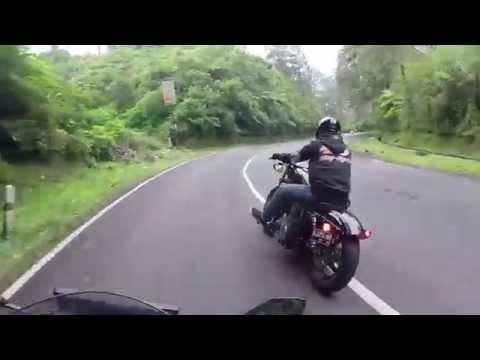 GoPro | Sunday Trip with Ninja250FI and Forty-Eight at Bandung, Indonesia Part 1