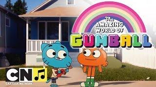 Juntos estamos todo | El asombroso mundo de Gumball | Cartoon Network