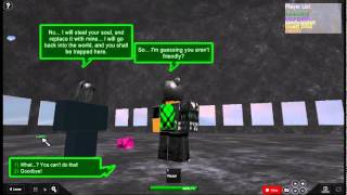 ROBLOX 2011 Haunted House!