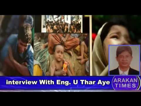 interview With Eng. U Thar Aye in Rohingya Cases 20 June 2016