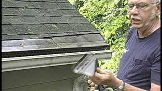 Waterloov Gutter Covers and Gutter Guards after 13 years of service