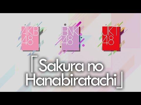「Sakura no Hanabiratachi」AKB48 | BNK48 | JKT48