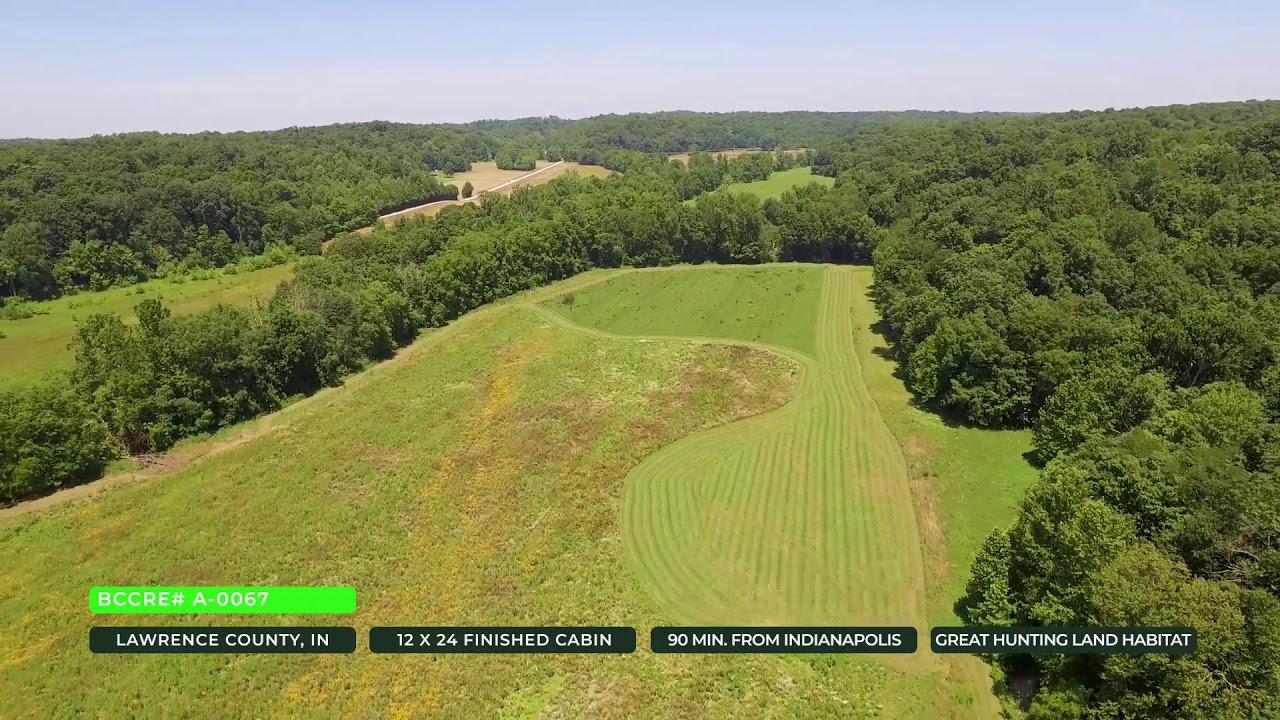 Lawrence County Indiana Land For Sale A 0067 Base Camp Country