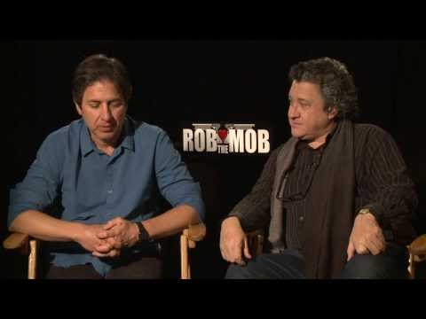 Rob the Mob: Ray Romano & Raymond De Felitta Official Movie Interview