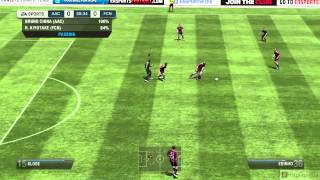 Fifa 13 PC Gameplay 1080P - AAC vs FCN