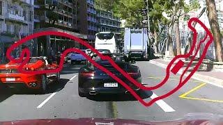 GP Monaco Dashcam. Le Tour du circuit de Monaco avec une Dashcam(, 2016-05-02T17:28:03.000Z)