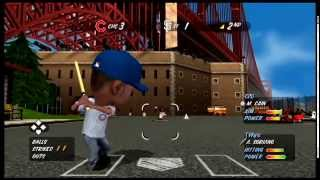 MLB Stickball - This Game Exists