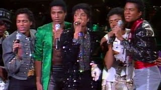 The Jackson 5 - I'll Be There - Motown 25th Anniversary 1983 (HD)