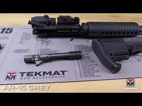 TekMat Original AR-15 Grey Gun Cleaning Mat | Product Shorts