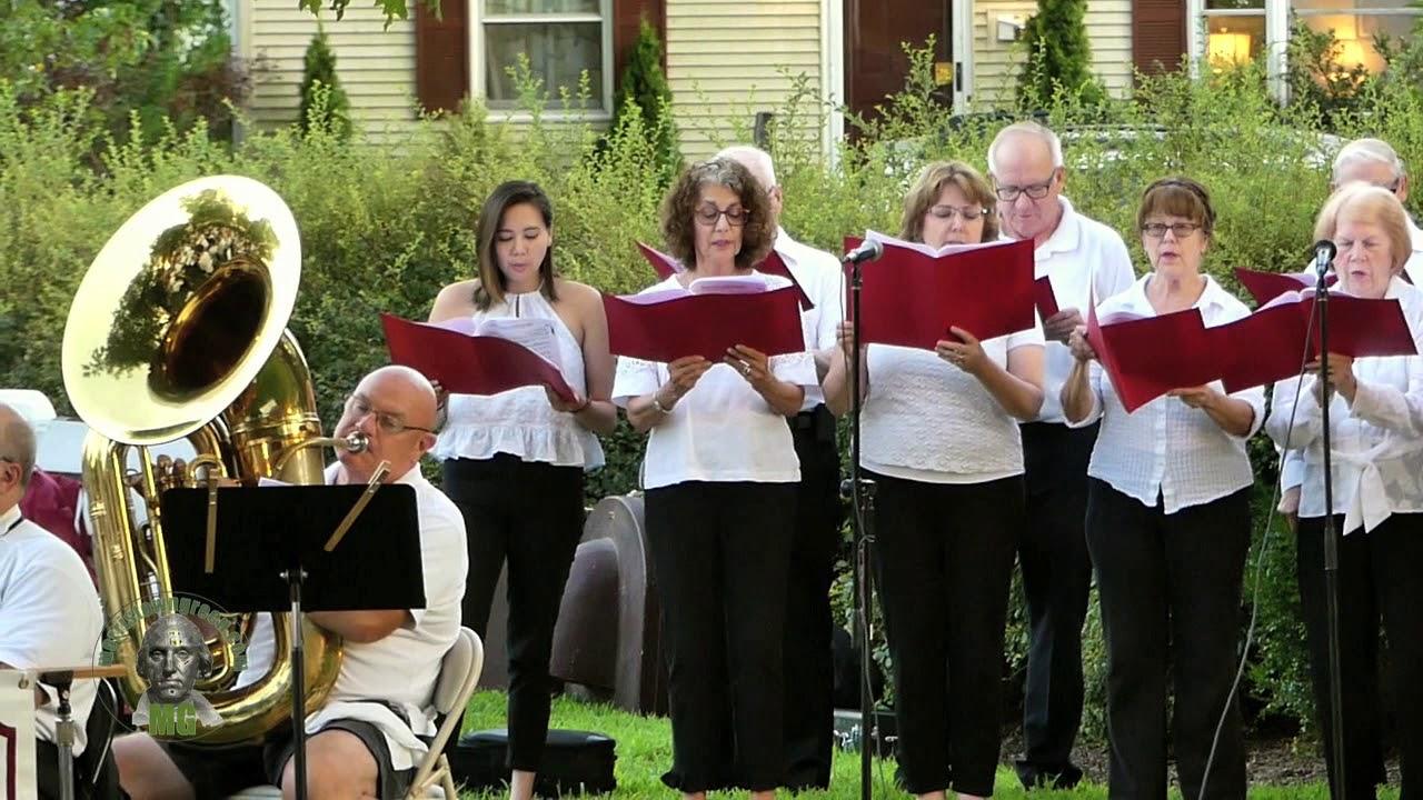 Morris Plains Community Band & Choir Encore Medley