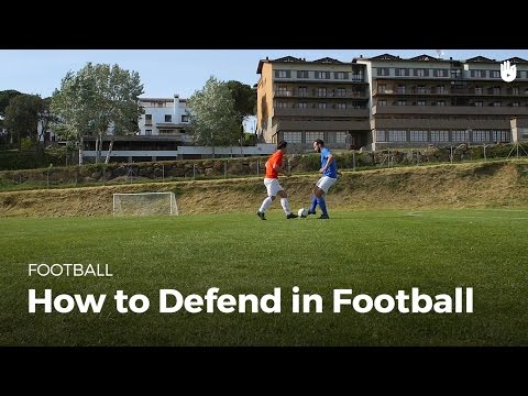 How to Defend in Soccer | Football