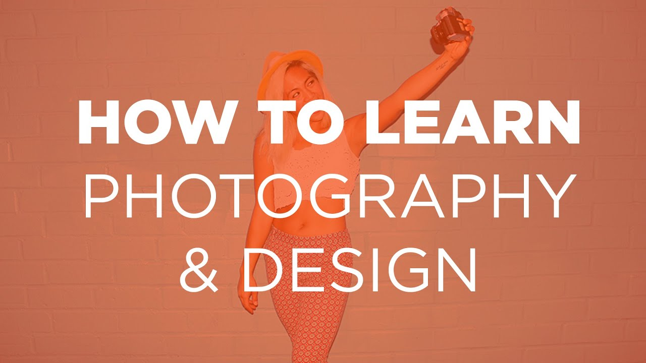 Best Websites to Learn Photography, Design and Video