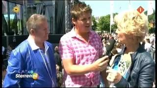 Jan Keizer & Anny Schilder ( ex BZN ) - Mon Amour (Live) - 02-06-2011 - Nationale Top 100 Hilversum