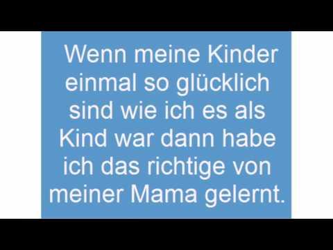 mama sprüche - youtube