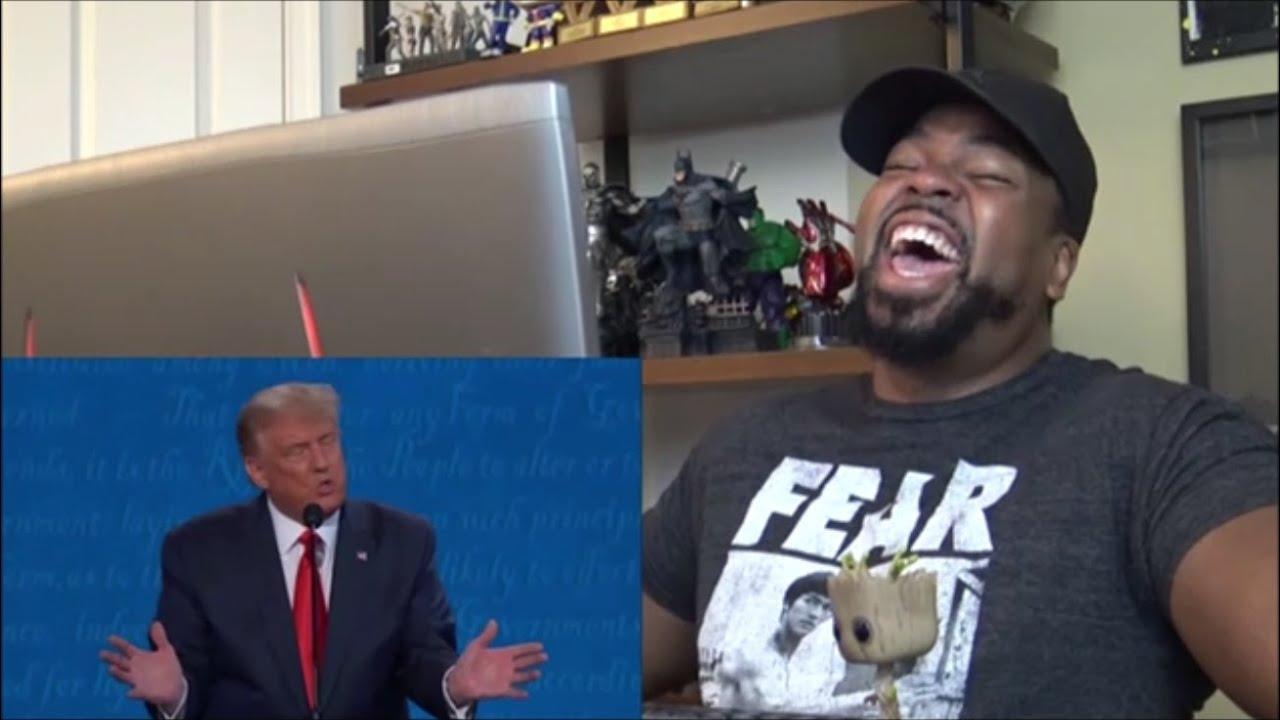 Donald Trump Vs. Joe Biden - Final Presidential Debate - Reaction / Thoughts