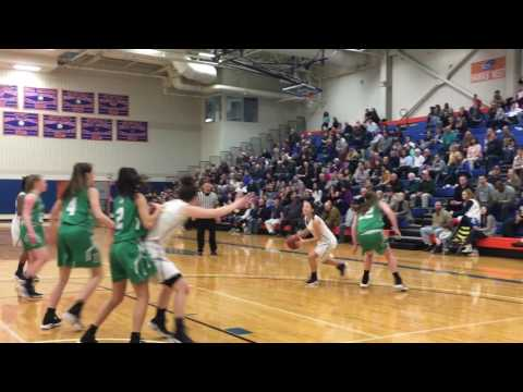 Highland - Irvington Girls Basketball