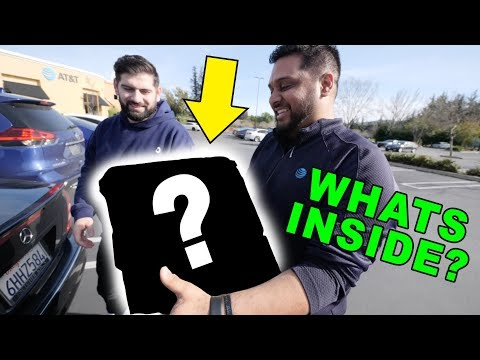 BUYING MY FRIEND SOLD OUT SNEAKERS!! (SURPRISED AT WORK)