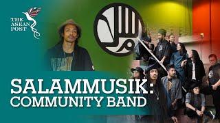 Malaysian band Salammusik