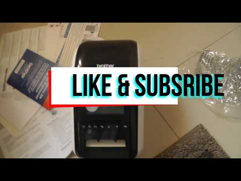 brother-ql820nwb-ultra-flexible-label-printer-unboxing.