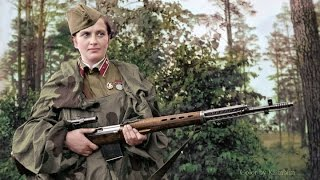 25 RARE HISTORICAL COLORIZED IMAGES OF RUSSIAN PEOPLE